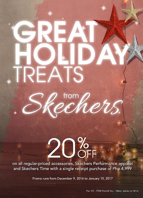Skechers Great Holiday Treats