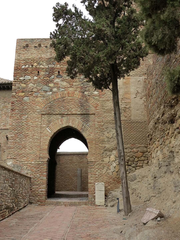 Francisco javier torres goberna alcazaba de m laga m laqa - Puertas interior malaga ...