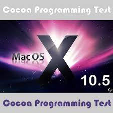 Upwork COCOA PROGRAMMING FOR MAC OS X 10.5 TEST 2016