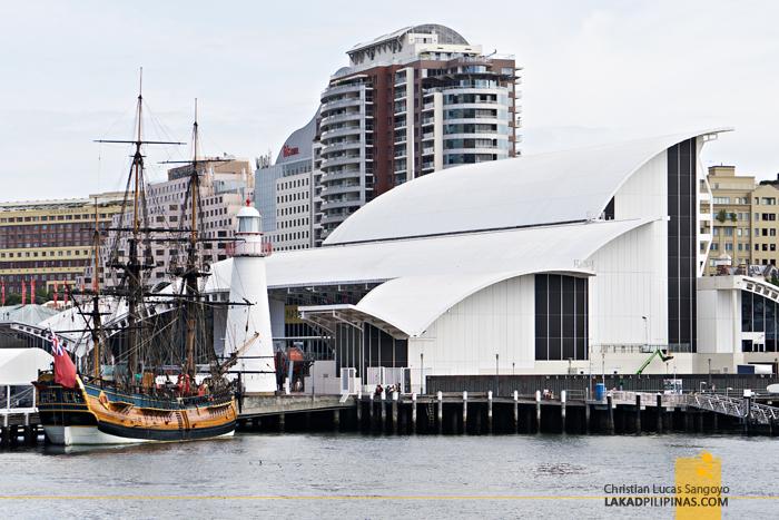 Sydney Harbour Cruise Maritime Museum