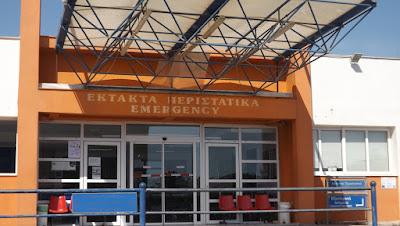 Ευχαριστήριο του Νοσοκομείου ,για τη μαζική συλλογή πλαστικών πωμάτων για την αγορά καροτσιού μεταφοράς ασθενών