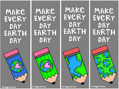 Fun Earth Day activities, crafts, books and a freebie to use in your classroom!
