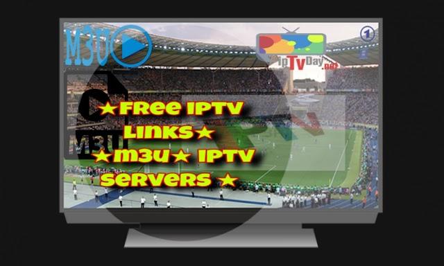 IPTV SERVERS IPTV LINKS FOR FREE M3U PLAYLIST 02-10-2018  ★Daily Update 24/7★