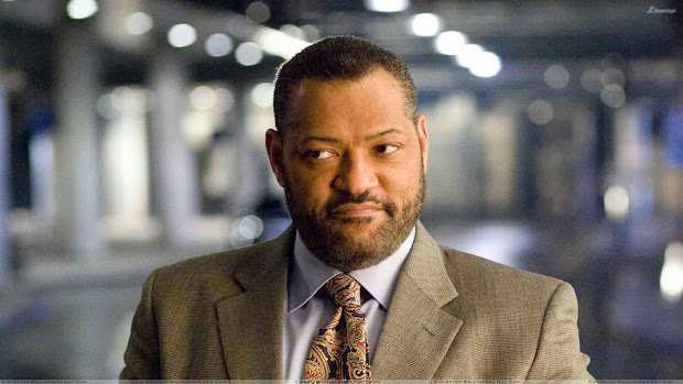 Chatter Busy Laurence Fishburne Quotes