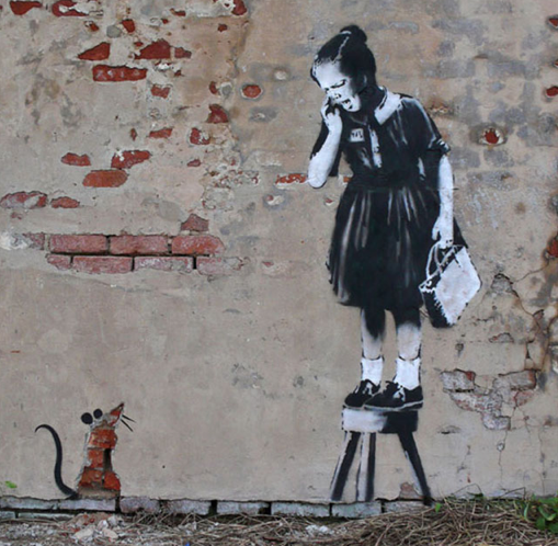 OFFmag: banksy