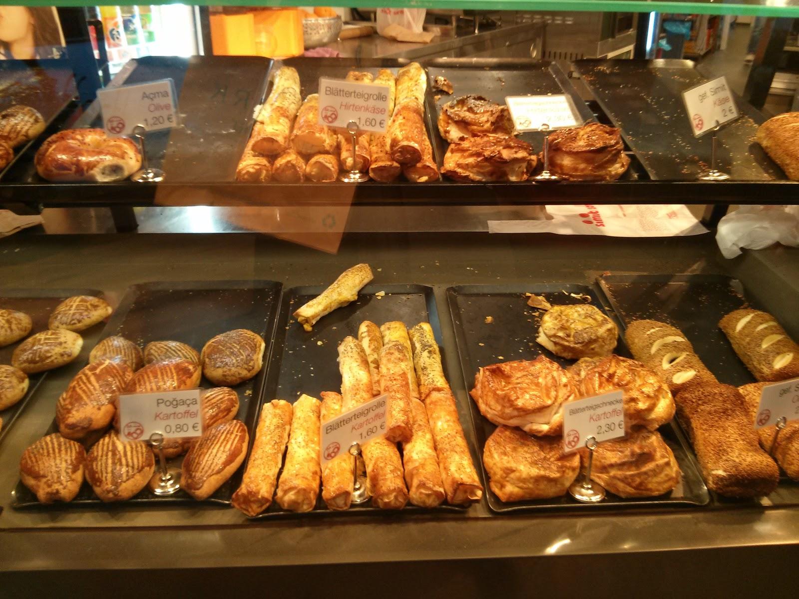 Türkische Bäckerei Frankfurt