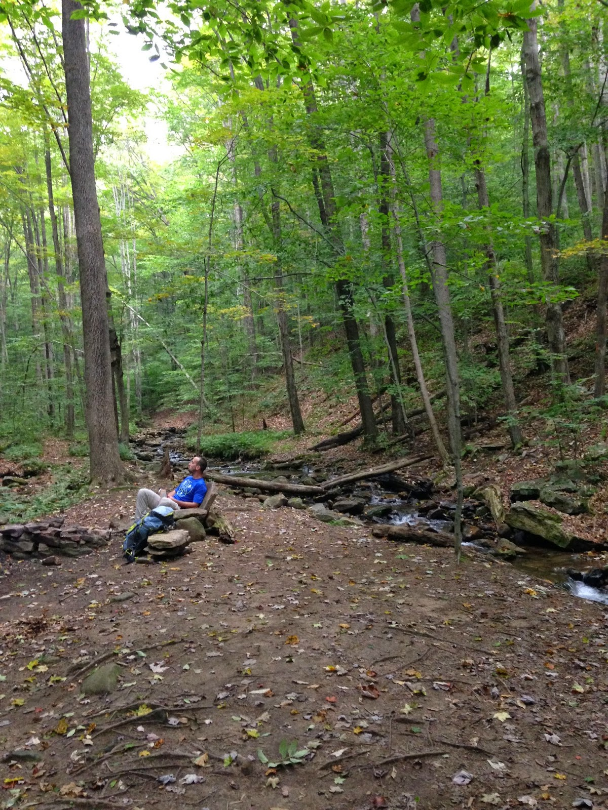 Backpacking Pennsylvania 27 Miles In Two Days On Old