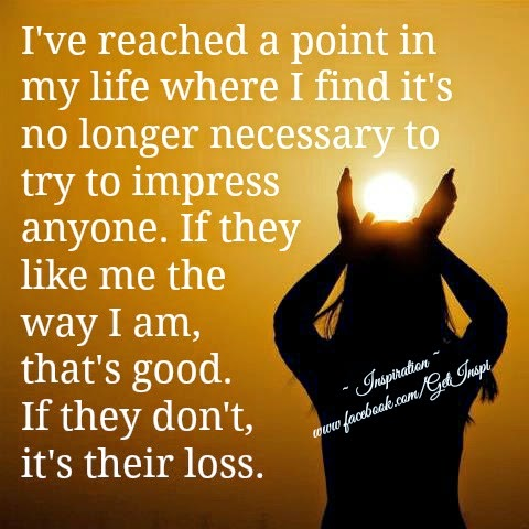 Single Status Update from 03/15/17 by marvelboy10 ...  |The Way I Am Quotes