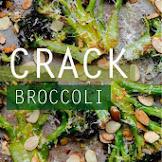 CRACK BROCCOLI (BEST ROASTED BROCCOLI RECIPE)