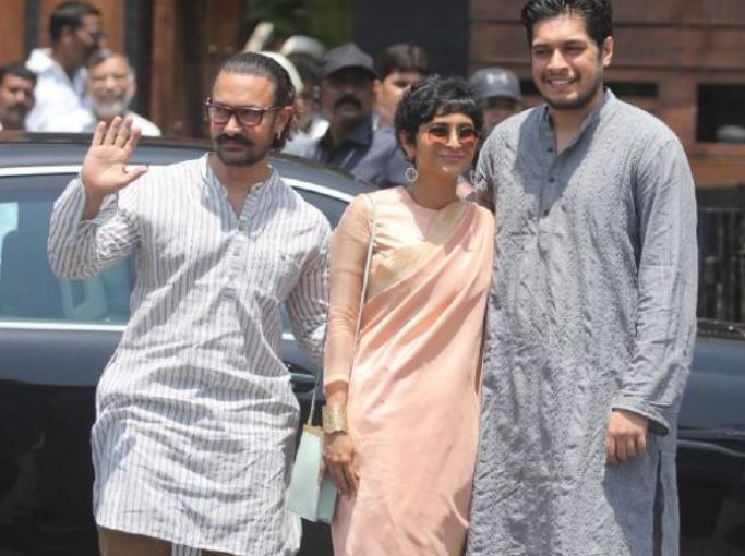 kiran rao-junaid-back to bollywood