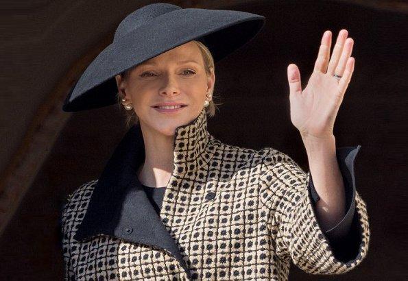 Princess Charlene and Prince Albert has two children, Princess Gabriella and Prince Jacques