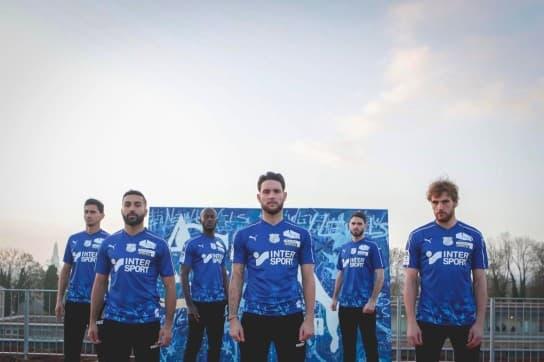 アミアンSC 2018-19 ユニフォーム-サード