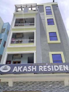 AKASH RESIDENCY  TIRUPATI