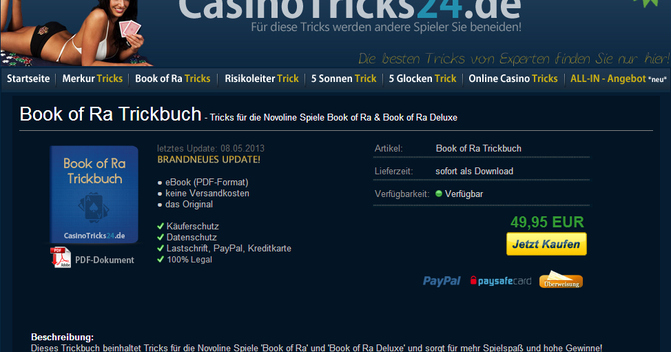 Casinotricks24