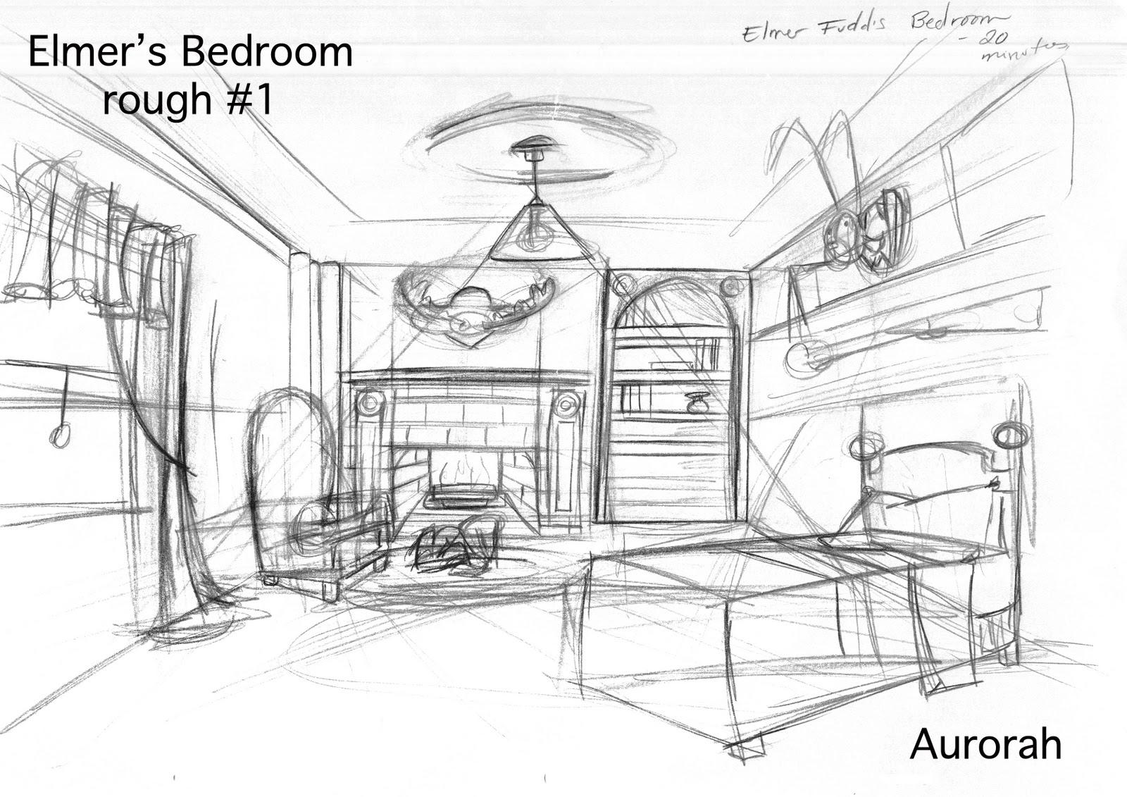 Rory Animates Elmer Fudd S Bedroom