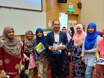 Sesi perkongsian Pembelajaran Abad ke-21 di Seremban