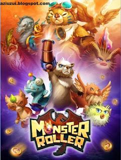 Monster Roller app