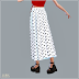 Long Pleats Skirt_롱 플리츠 스커트_여자 의상