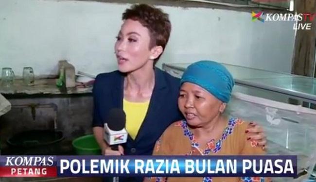 Ternyata kasus Ibu Saeni di setting oleh oknum media untuk menjadi batu loncatan agenda terselubung untuk menggagalkan perda syariah.