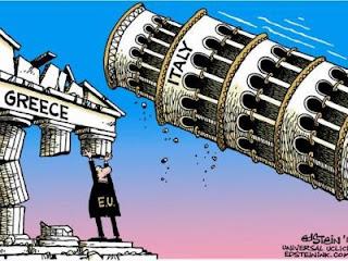 Itália: o espelho da crise europeia