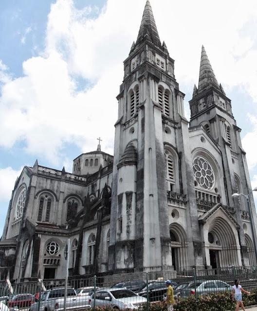 Resultado de imagem para igreja da sé fortaleza