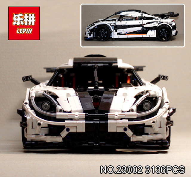 Captivating Lepin 23002: Technic Koenigsegg One Sports Car Preview