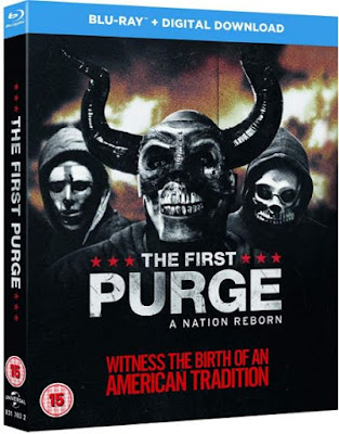 The First Purge 2018 Eng BRRip 480p 150mb ESub HEVC x265