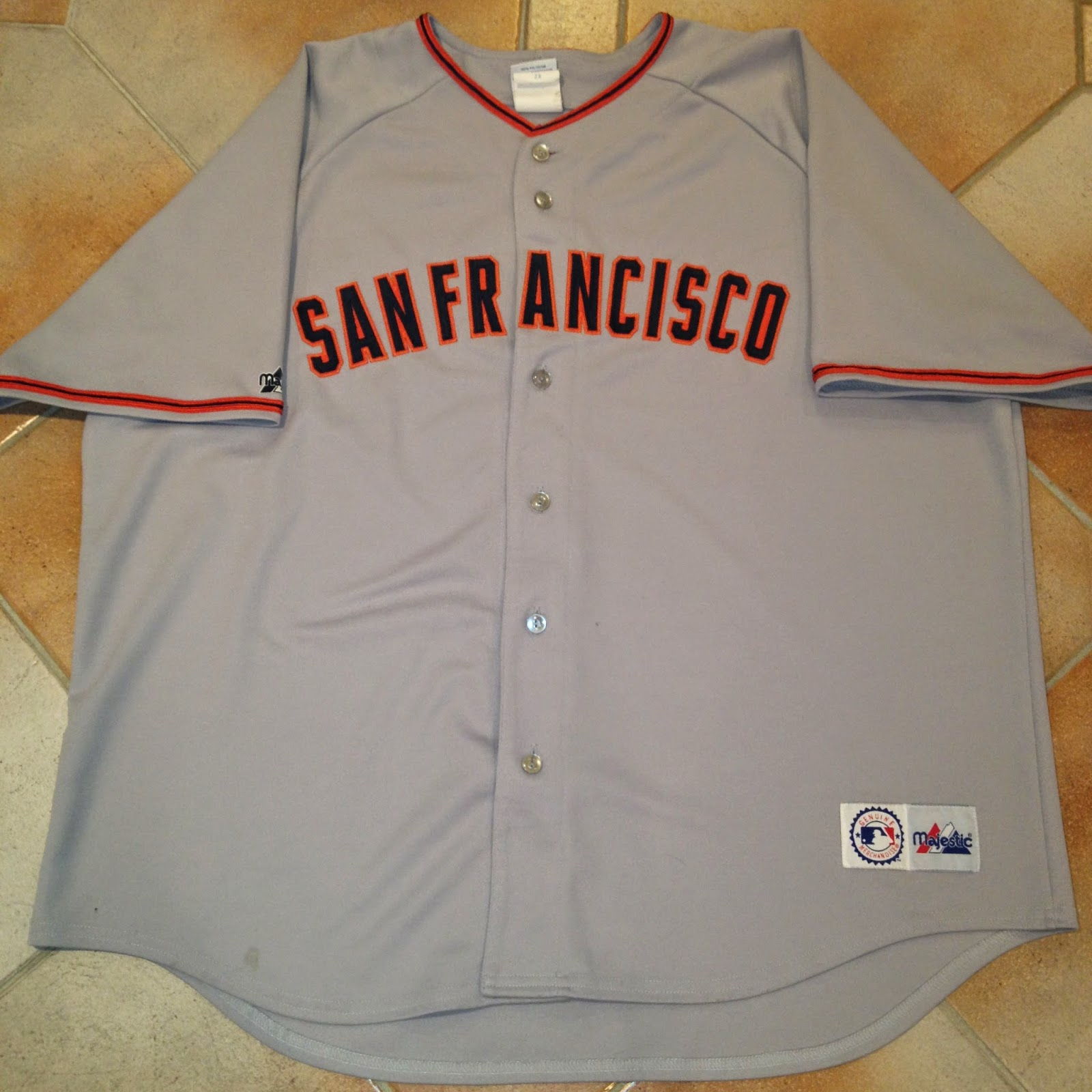 online store b723c f2953 Virgil's Blog: San Francisco Giants x Willie Mays [1961-1969]