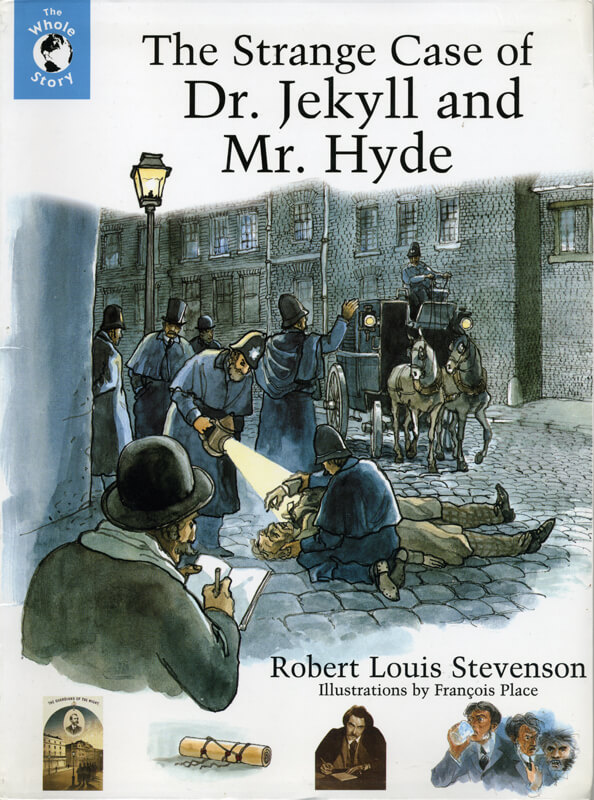 an analysis of society in the novel dr jekyll and mr hyde by robert stevenson Robert louis stevenson the conflicts of man relates to dr jekyll and mr hyde because dr jekyll the conflict of man vs society relates to mr hyde because.