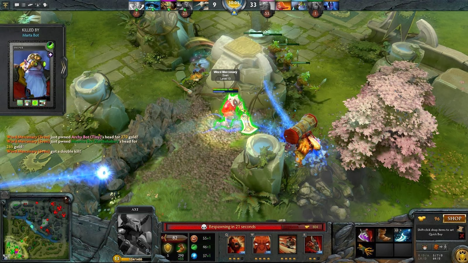 Dota 2 Cheats Online And Offline 100 Working For Pc