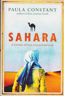 Epic Walk: Sahara by Paula Constant, reviewed by Christine Osborne