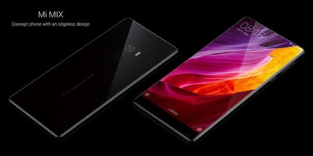 Comprar Xiaomi Mi MIX no Brasil
