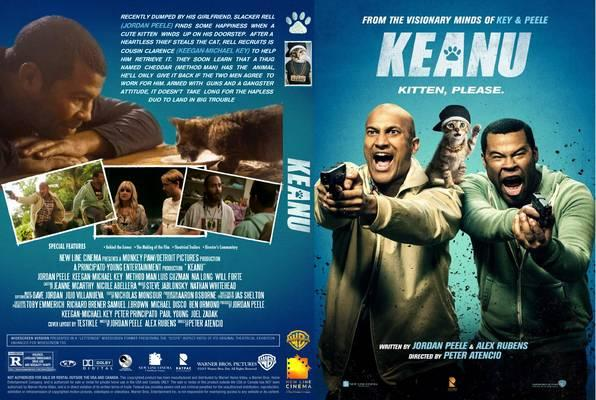 Keanu (2016) DVD-R Custom