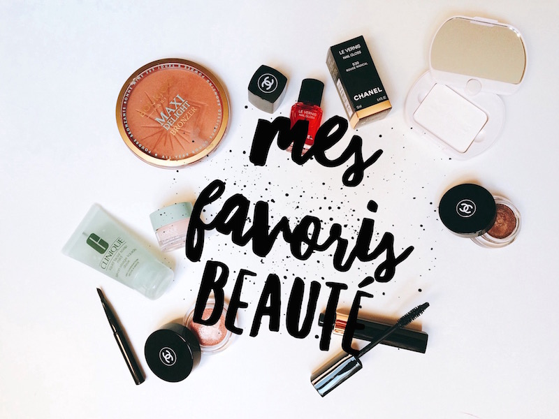 favoris beauté #2 by chachahihi