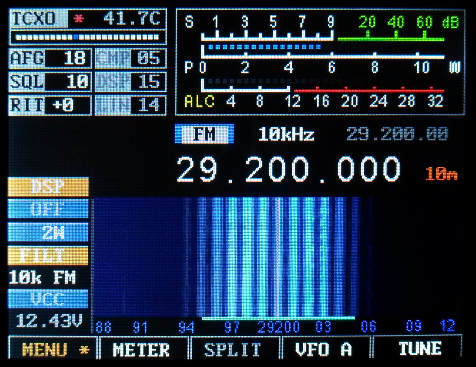 KA7OEI's blog: Adding FM to the mcHF SDR transceiver