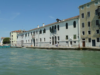 The former Ospedale degli Incurabili, on Fondamenta Zattere. is the home of the Venice Academy of Fine Arts