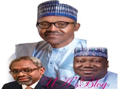 9th NASS: Buhari takes over lobby for Lawan, Gbajabiamila