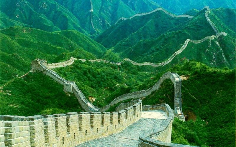 1 tembok besar china