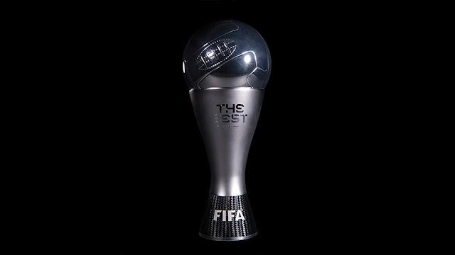Conhecidos os finalistas do prêmio The Best da FIFA
