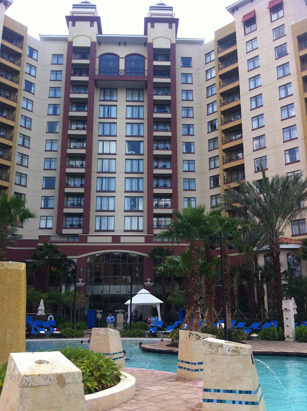 On The Brink: Oh So Grand, Wyndham Grand Orlando Resort