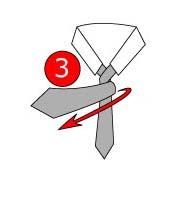 tutorial mengikat dasi siple