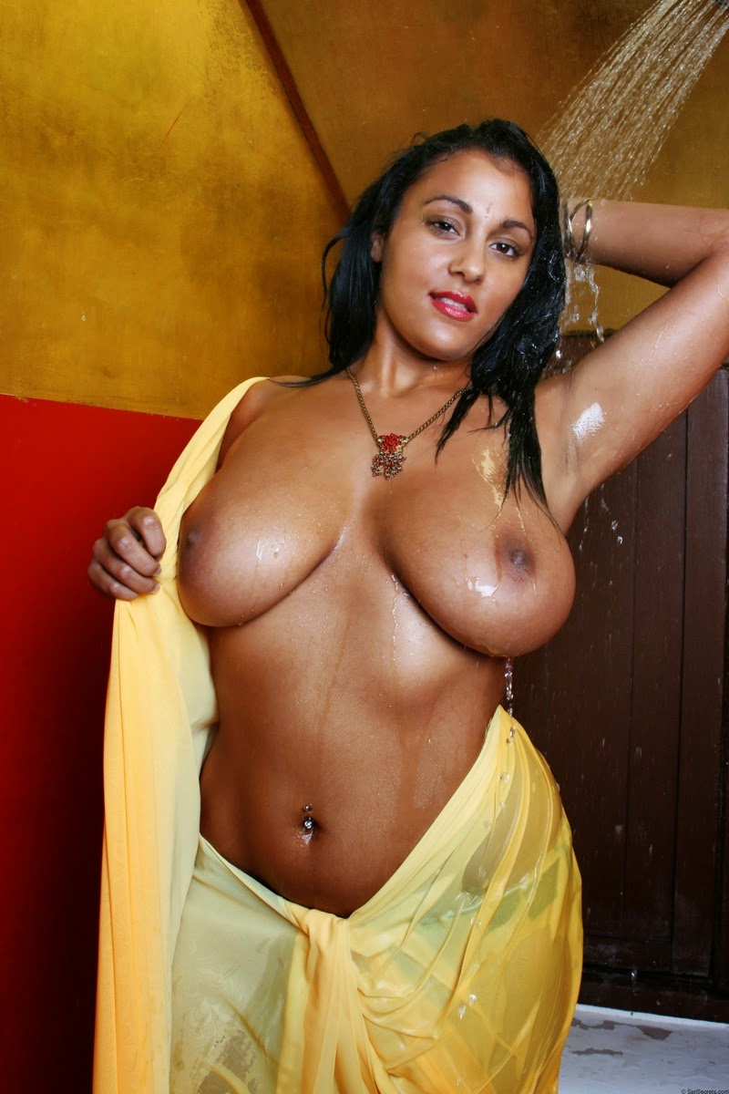 Big tits naked South Indian Telugu bhabhi