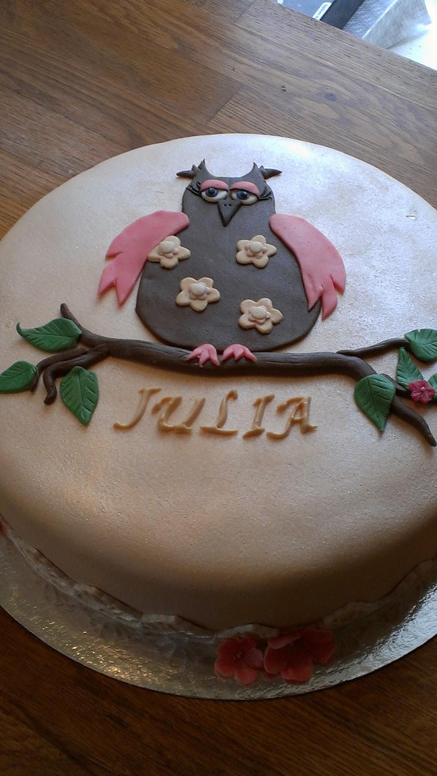 grattis julia Sandras tårtor: Grattis Julia grattis julia