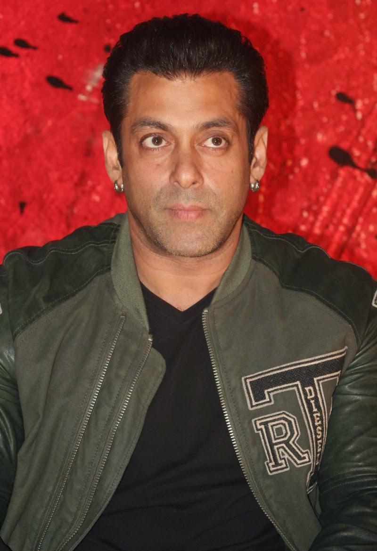 Salman Khan At Indian Bollywood Movie Jai Ho First Look