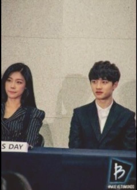 D.o exo dating sojin
