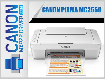 Canon PIXMA MG2550 User Guide Manuals Canon PIXMA Printer ...