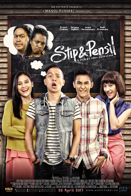 Sinopsis Stip & Pensil (2017) - Film Indonesia