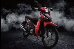 Model Terbaru Honda Revo 110cc, Keren