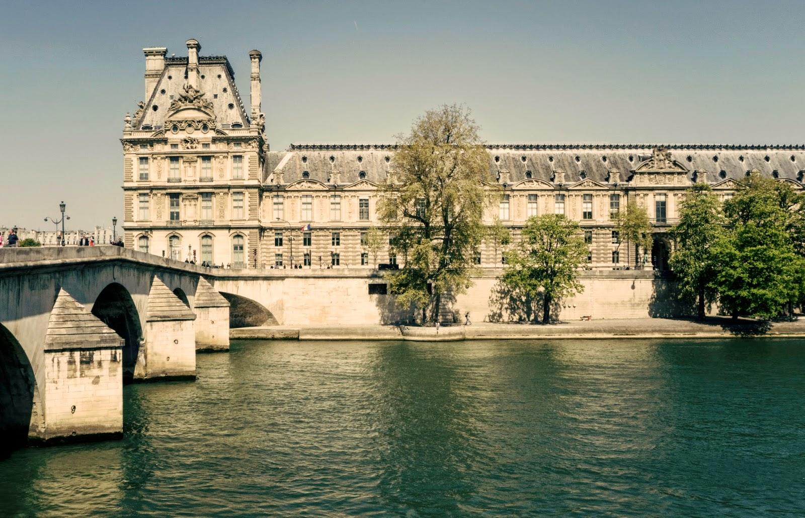 Travel: Weekend in Paris