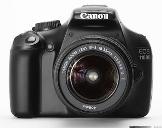 Harga Canon 1100D